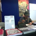Artist at Work dal Comicon